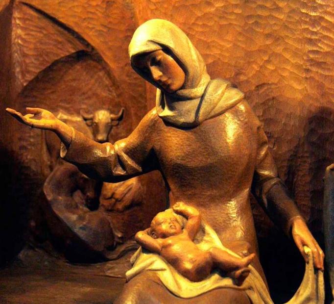 Celebraciones con motivo de la Novena de la Inmaculada
